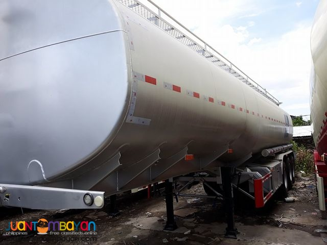 Tri-Axle 30KL Carbon Steel Fuel