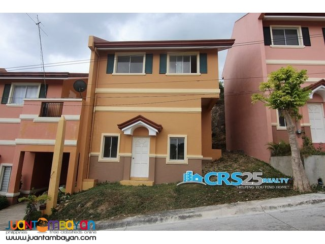 Brand New House For Sale!!, 3 Bedrooms in Camella Talisay Cebu