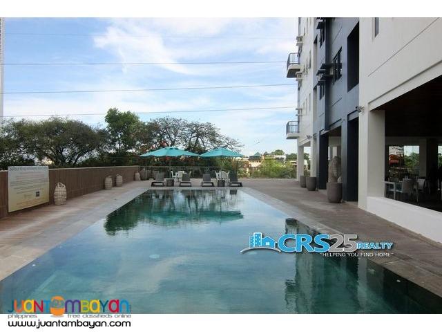 Available Studio Unit in Sundance Residences Cebu