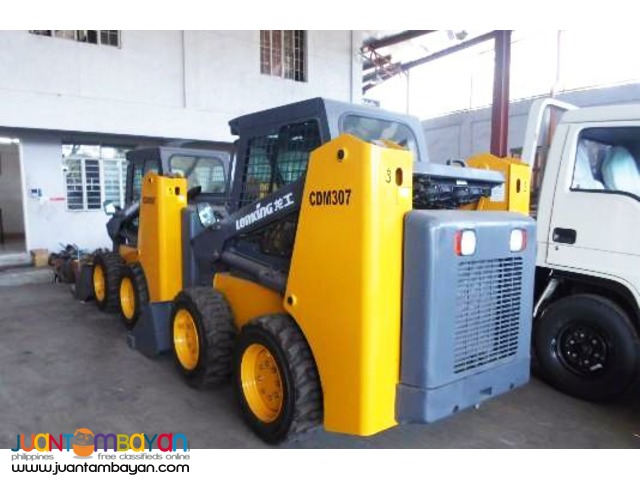 BRAND NEW UNIT! LONKING CDM307 SKID LOADER