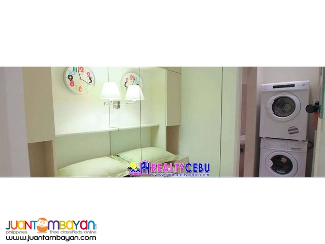 1 BR CONDO WITH PARKING SLOT AT SOLIHIYA - 32 SANSON