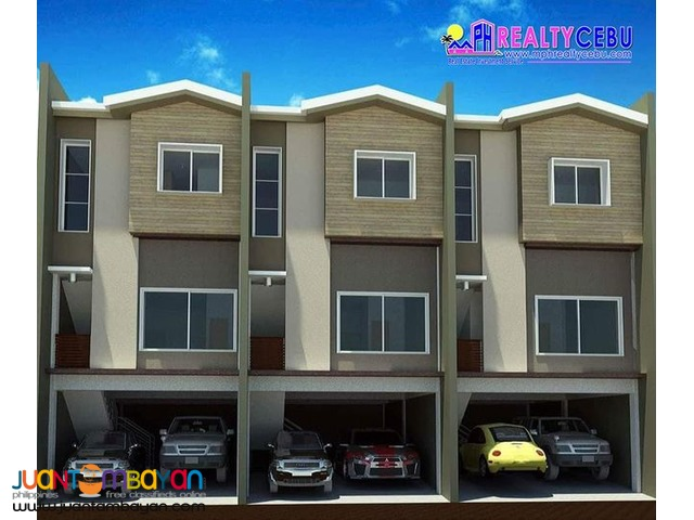 RIVER PLAINS - NEAR IT PARK 3BR 3STOREY TOWNHOUSE AT LAHUG CEBU
