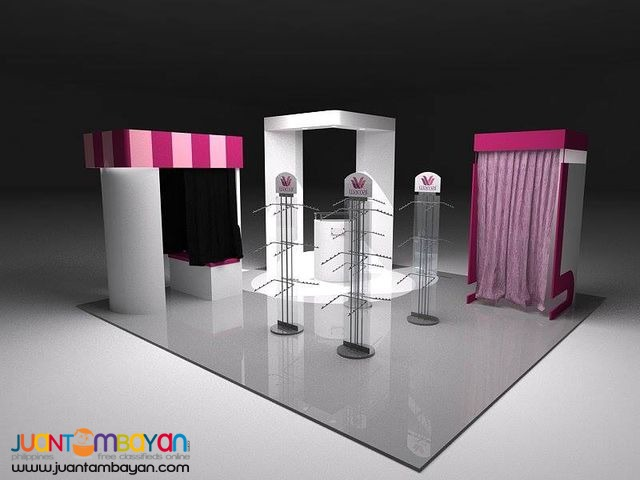 Exhibit Booth/Event Booth