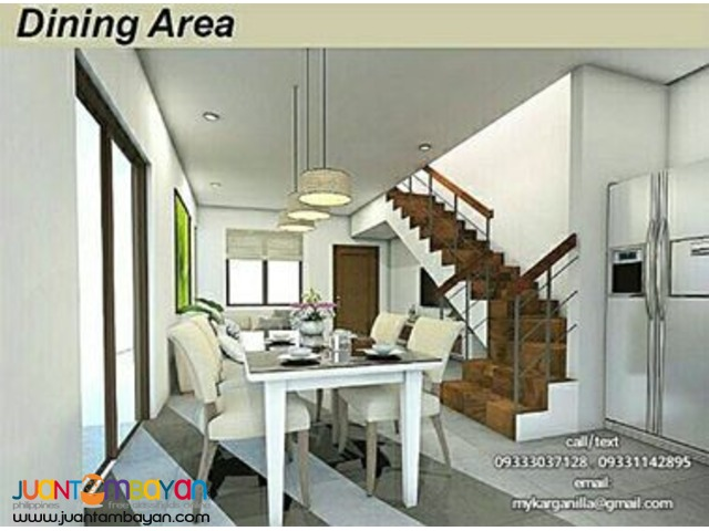 Townhouse For Sale in Quezon City Kathleen Place 4