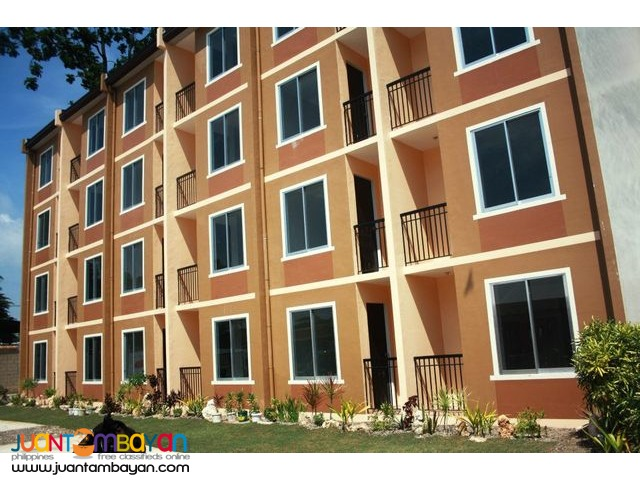 Deca Homes a walk up Condominium Tisa Cebu City