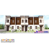 2BR 1T&B TOWNHOUSE IN ALMOND DRIVE TANGKE TALISAY CEBU
