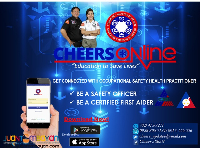 Basic Occupational Safety and Health Online