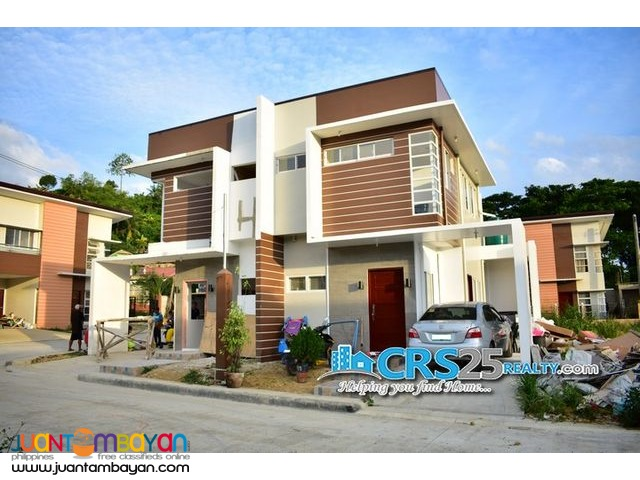 For Sale!! Duplex House in 88 Summer Breeze Talamban Cebu