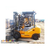 BRAND NEW UNIT LONKING LG15DT DIESEL ENGINE FORKLIFT 1.5 TONS