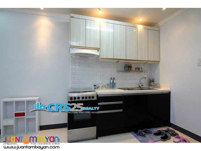 Available!! Studio Unit at Tivoli Condominium in Talamban Cebu