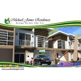 MICHAEL JAMES RESIDENCES TALAMBAN CEBU 3 BR HOUSE FOR SALE