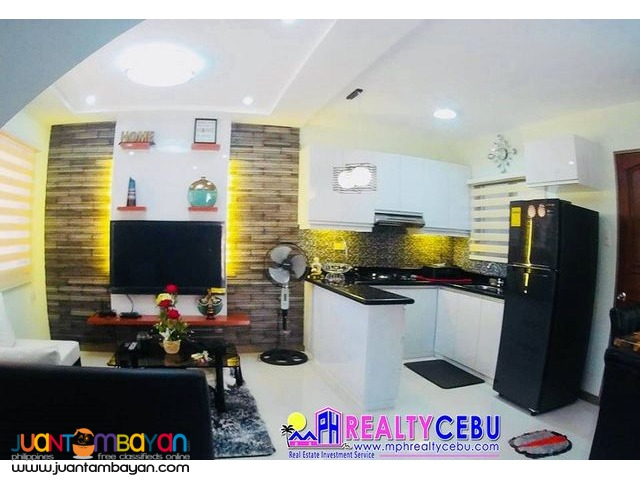 YATI LILOAN CEBU AFFORDABLE TOWNHOUSE AT VILLA SONRISA SUBD