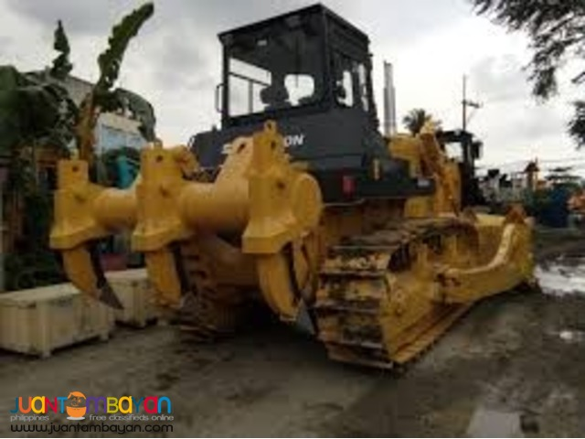 ZD220-3 Bulldozer  with ripper
