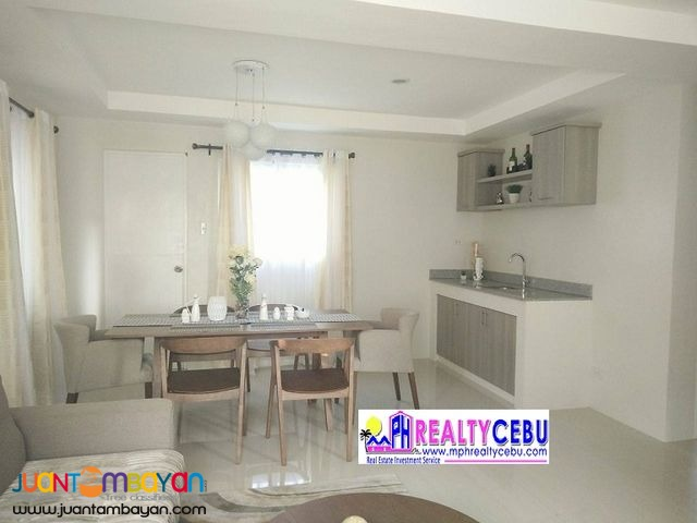 ELYSIA - 4 BR HOUSE FOR SALE AT MODENA SUBDIVISION LILOAN, CEBU