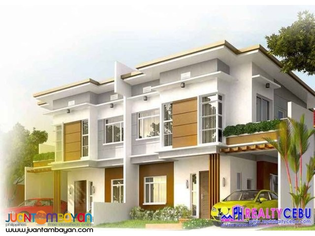 3BR 2T&B Duplex House For Sale in Kahale Resi. Minglanilla