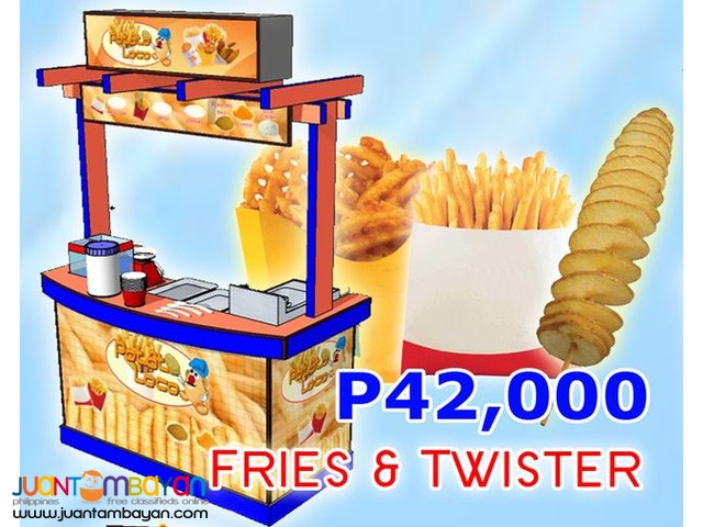 French Fries Business