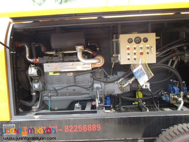 Portable Concrete Pump 60cubic Capacity-350L