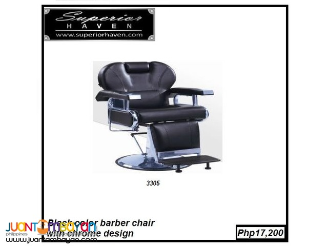 Hydraulic and Reclining Chair and Other Salon Equipments