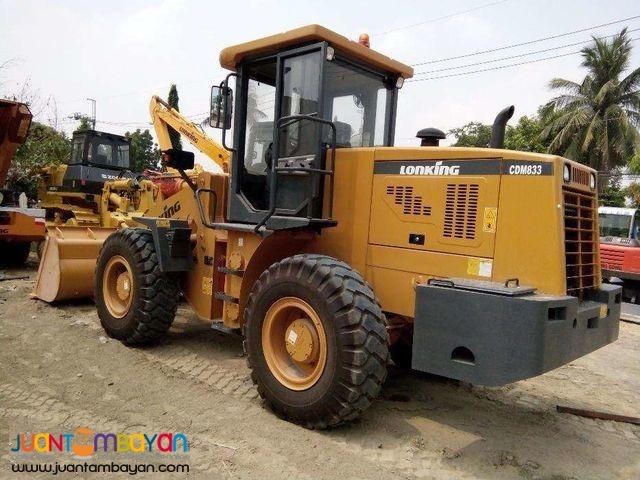 CDM833 Wheel Loader