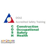 DOLE Accredited Safety Training and Seminar