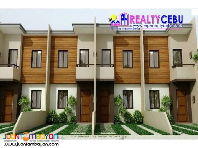 PRE-SELLING 2STOREY TOWNHOUSE AT MULBERRY DRIVE TALAMBAN