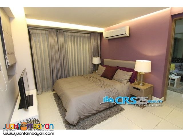 For Sale 1 Bedroom Deluxe in Sundance Residences Cebu