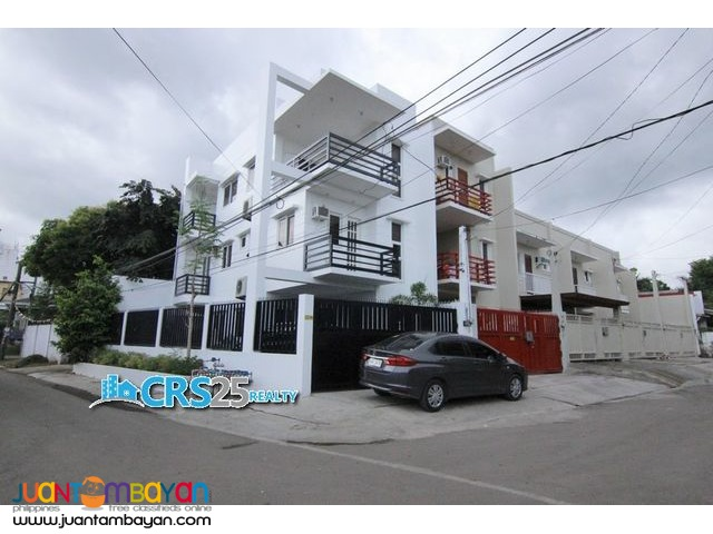 For sale dream town house in labangon