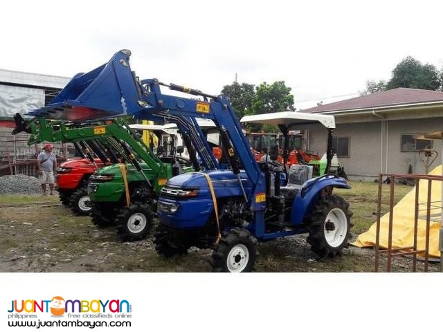 NEW MULTI PURPOSE FARM TRACTOR