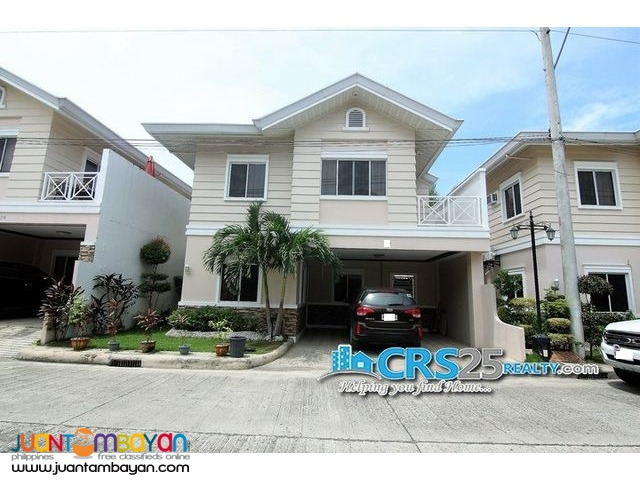 Resale 157 sqm House and Lot, 3 Bedroom in Talisay Cebu