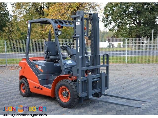 Diesel Forklift LG20DT Lonking 2000 kg