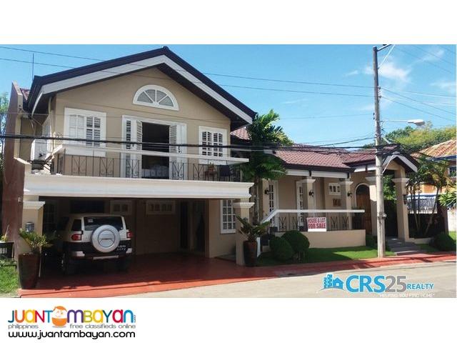 MODERN 4 BEDROOM FURNISHED HOUSE AND LOT IN LAPULAPU CEBU