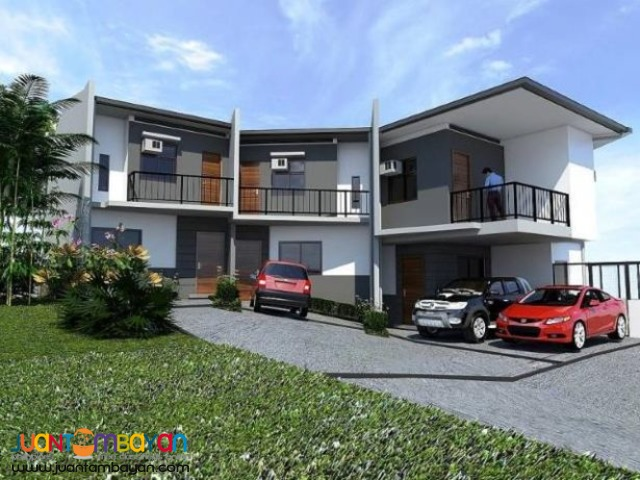 For sale house in lot in busay cebu city