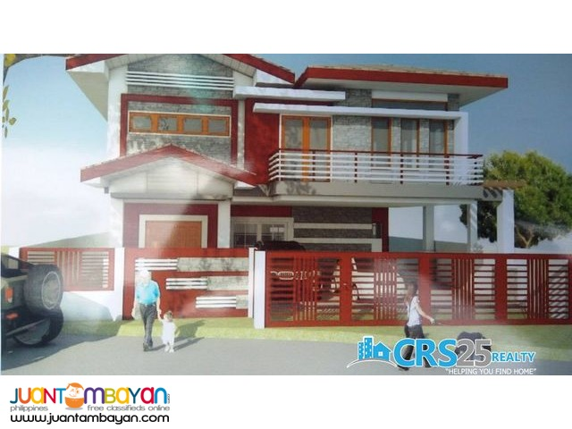 ELEGANT 5 BEDROOM MODERN HOUSE AND LOT IN CONSOLACION CEBU