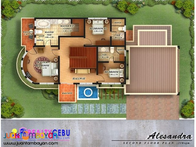 RFO HOUSE AT FONTE DI VERSAILLES TULAY MINGLANILLA CEBU