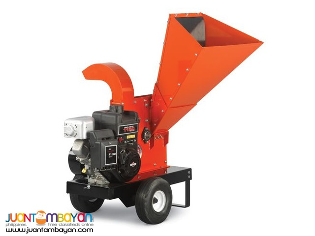 Portable Wood chipper
