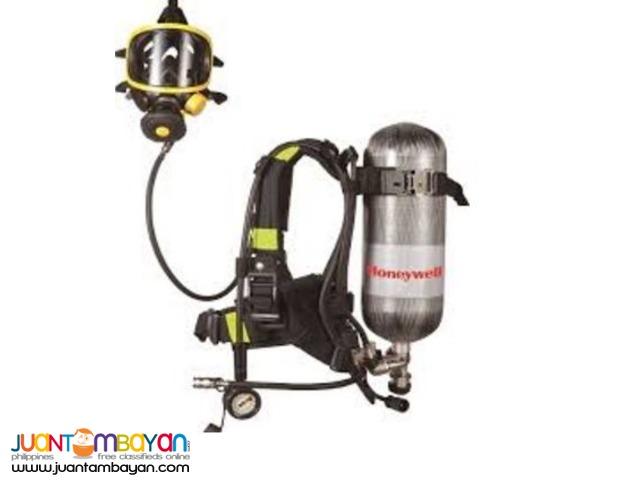 Self Contained Breathing Apparatus T8000 - Honeywell