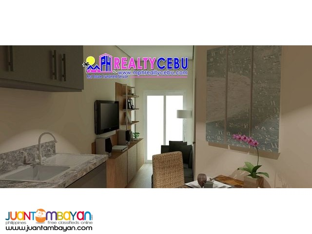 1 BEDROOM - TRILLIUM CEBU CITY READY FOR OCCUPANCY CONDO