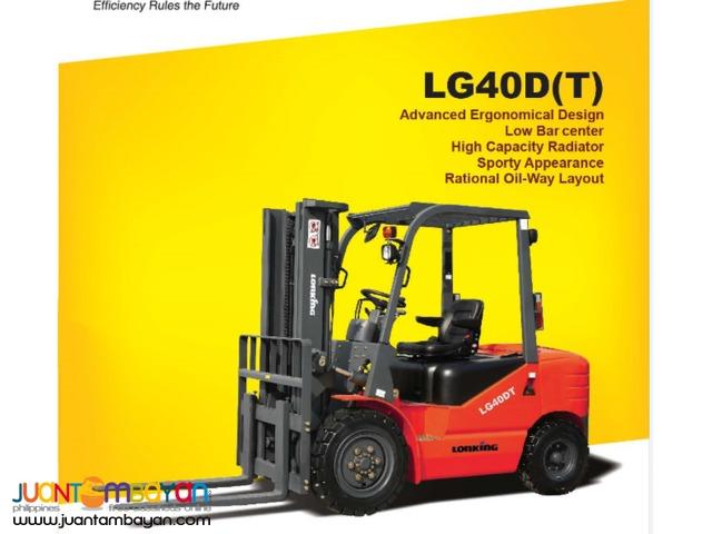 DIESEL FORKLIFT LG40DT LONKING 4000 KG