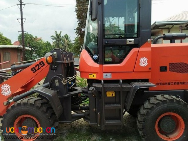 WHEEL LOADER 0.5- 0.7 CUBIC