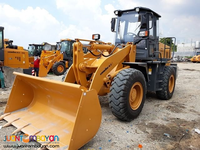 wheel loader lonking 1 - cbm