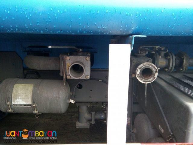 Euro 4 HOWO Water Tanker 20KL 10wheeler Sinotruk