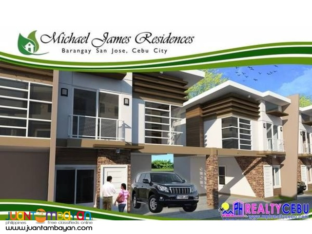 Pre-selling House in Michael James Resi. Cebu City | 3BR 3T&B