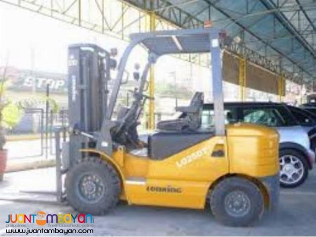 (LG25DT Diesel Forklift 2.5 tons)