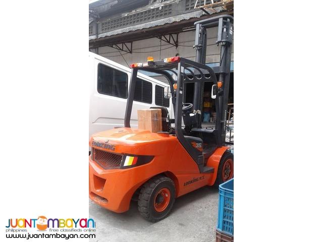 (LG35DT Diesel Forklift 3.5 tons)