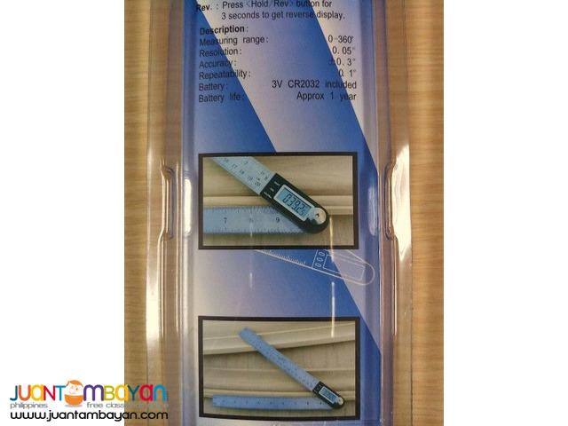 Igaging 35-408 10-inch Digital Protractor