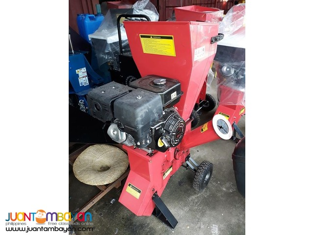 Portable Wood Chipper Brand new