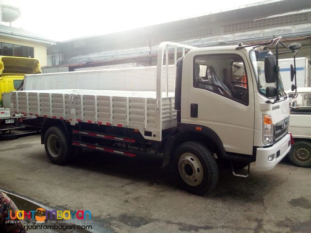 cargo truck ( euro 4) 6 wheeler - 25 ft.