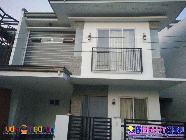 4BR 4T&B House For Sale at 7th Ave. Residences Mandaue