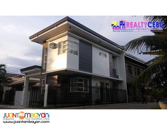 Semi Furnished House For Sale in Canduman Mandaue |RFO!
