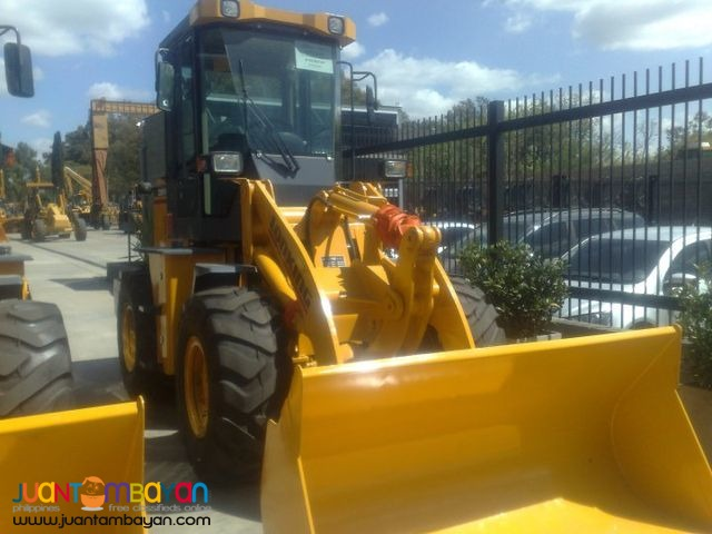 CDM816 Wheel Loader (Yituo Engine)